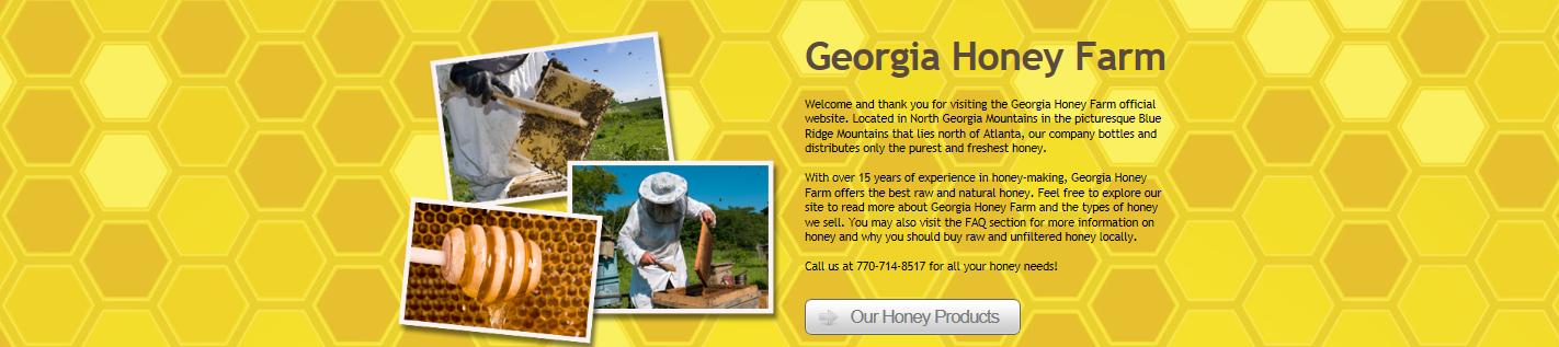 Georgia Honey Farm - Homestead Business Directory